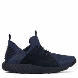 Мъжки обувки Flyroam Leather Chukka Navy