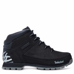 Мъжки обувки Euro Sprint Hiker Mid Boot Black