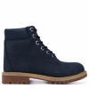 Юношески боти Timberland® Icon 6-inch Premium Boot Blue