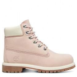 Юношески боти Premium 6 Inch Boot for Juniors in Mauve