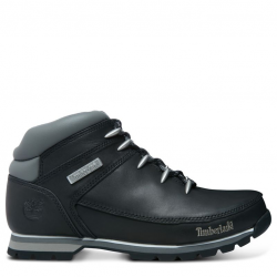 Мъжки обувки Euro Sprint Hiker Black Smooth