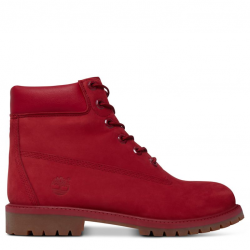 Детски боти Iconic 6-inch Premium Boot Red