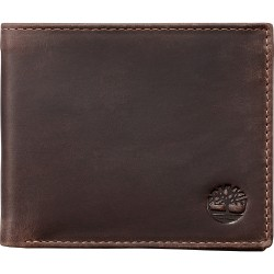 Мъжки портфейл GRAFTON NOTCH PASSCASE Brown