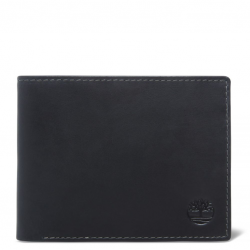 Мъжки портфейл Grafton Notch Leather Wallet Black