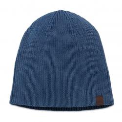 Мъжка шапка Washed Ribbed Beanie Dark Sapphire
