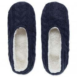 Дамски пантофки/чорапи Slipper Socks Navy