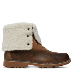 Юношески обувки Authentics 6-inch Waterproof Shearling Boot