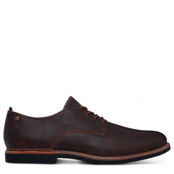 Мъжки обувки Brook Park Oxford Brown