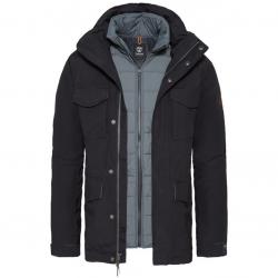 Мъжко яке Snowdon Peak 3-in-1 M65 Jacket Black