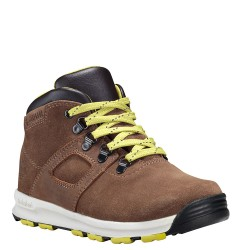 Юношески боти GT Scramble Mid Leather Boot Brown