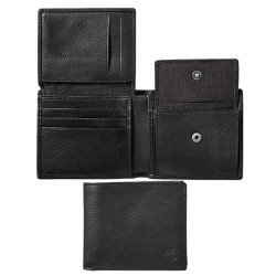 Мъжки портфейл Classic Collection Trifold Wallet Black