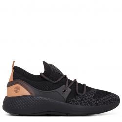 Мъжки обувки Flyroam Go Knitted Oxford Shoe Black