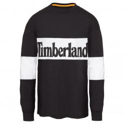 Мъжко горнище Oversized T-Shirt Black