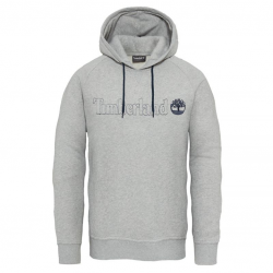 Мъжко горнище Westfield River Hooded Sweatshirt Grey
