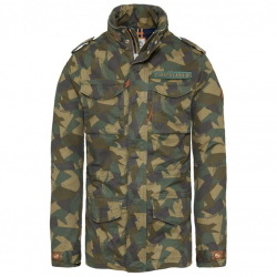 Мъжко яке Crocker Mountain M65 Jacket Camouflage