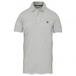 Мъжка тениска Merrymeeting River Polo Shirt Grey