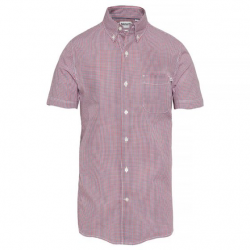 Мъжка риза Suncook River Gingham Shirt Blue Red