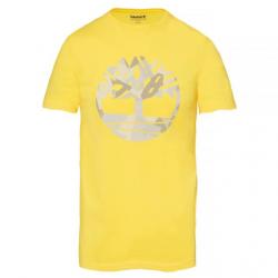 Мъжка тениска Kennebec River T-Shirt Yellow