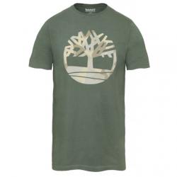 Мъжка тениска Kennebec River T-Shirt Green