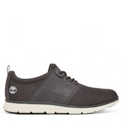 Мъжки обувки Killington Leather/Fabric Trainer Grey