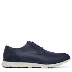 Мъжки обувки Franklin Park Plain Toe Oxford Navy