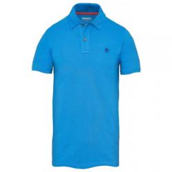 Мъжка тениска Merrymeeting River Polo Shirt Blue
