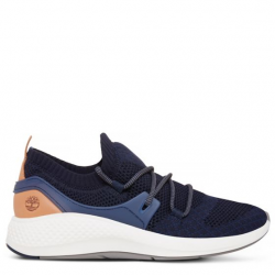 Мъжки обувки Flyroam Go Knitted Oxford Shoe Navy