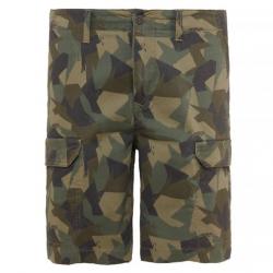 Мъжки панталон Webster Lake Cargo Shorts Camouflage
