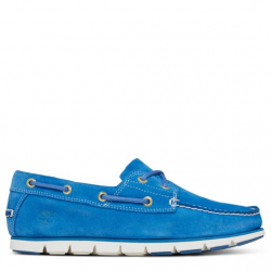 Мъжки обувки Tidelands 2-Eye Suede Boat Shoe