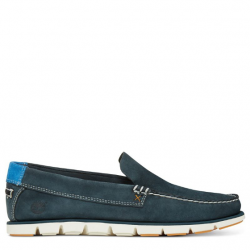Мъжки обувки Tidelands Suede Venetian Boat Shoes
