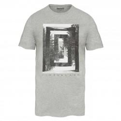 Мъжка тениска  Kennebec River T-Shirt Grey