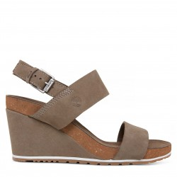 Дамски сандали Capri Sunset Wedge Sandal Greige