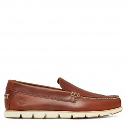 Мъжки мокасини Tidelands Venetian Shoe Brown