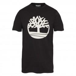 Мъжка тениска Kennebec River Tree Logo T-Shirt Black