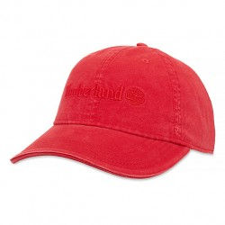 Мъжка шапка Canvas Baseball Cap Red