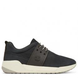 Дамски маратонки Kiri Up Leather Sneaker Black