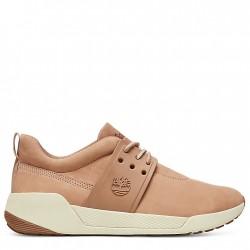 Дамски маратонки Kiri Up Leather Sneaker Beige