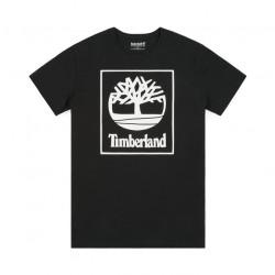 Мъжка тениска SLS SS Seasonal logo tee Black