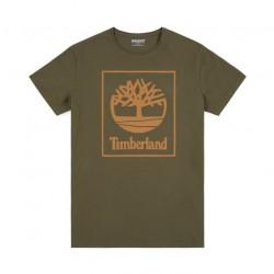 Мъжка тениска SLS SS Seasonal logo tee Green