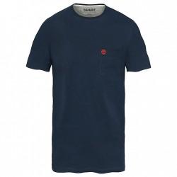 Мъжка тениска Dunstan River Pocket T-Shirt for Men in Navy