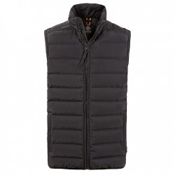 Мъжки елек Bear Head Vest for Men in Black