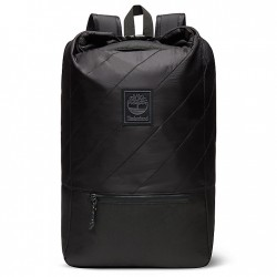 Раница Roll Top Backpack in Black