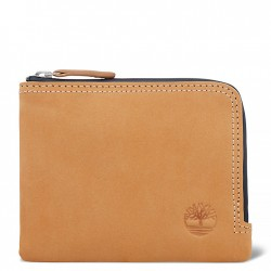Портфейл New Ipswich Zip Wallet for Men in Yellow