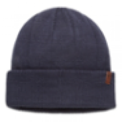 Мъжка шапка Beanie with Ribbed Cuff for Men in Navy