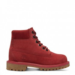 Детски боти Premium 6 Inch Boot for Youths in Red