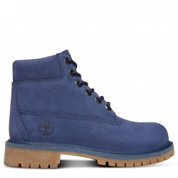 Детски боти Premium 6 Inch Boot for Youths in Blue