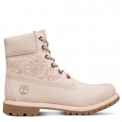 Дамски боти Icon 6 Inch Premium Boot for Women in Pale Pink