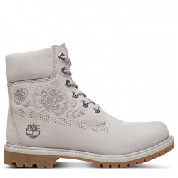 Дамски боти Icon 6 Inch Premium Boot for Women in Pale Grey
