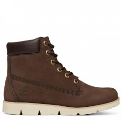 Юношески обувки Radford 6 Inch Boot for Juniors in Dark Brown