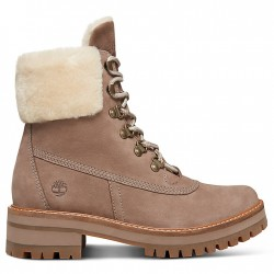 Дамски боти Courmayeur Valley Shearling Boot for Women in Taupe